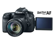 Canon's New 70D DSLR Beefs Up Autofocus, Could Be An Indie Filmmaker's DreamCamera: $1,199 for body only; September;