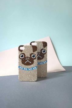 #Bling #Pug #iPhonecase #Skinnydiplondon