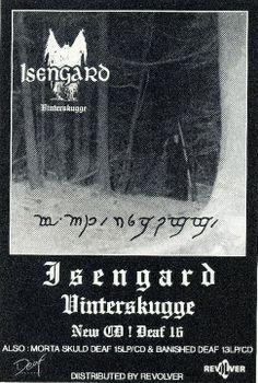Band flyers (Norwegian Black Metal)-090