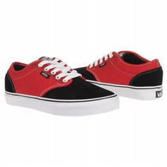 free shipping 289fb 2a1c3 Red and black are my colors and I needs me this pair of Vans haha Hip