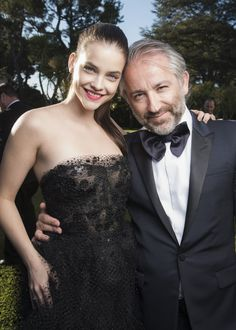 Pin for Later: 22 Reasons to Get On the Barbara Palvin Fan Train In 2012, She Was Named the New Face of L'Oréal Paris at Just 18 She's close friends with Cyril Chapuy, president of L'Oréal Paris, and frequently reunites with him at events.