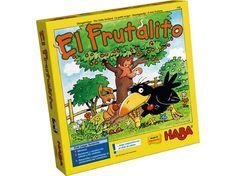 3 AÑOS_JUEGO COOPERATIVO ¿Lograrán los niños recoger todas las cerezas antes de que el cuervo haya alcanzado el árbol?
