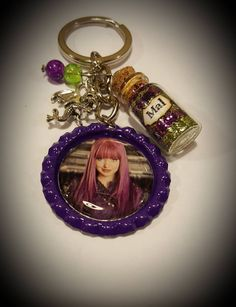 A personal favorite from my Etsy shop https://www.etsy.com/listing/540201321/disney-descendants-2-inspired-mal