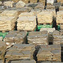 Přírodní kámen - sortiment