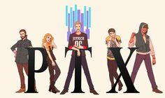 We Are Pentatonix! by icomaaa