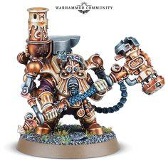 Kharadron overlords/squats