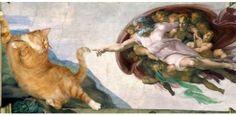 La création de Michelangelo