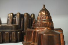 Copper and unsual molds