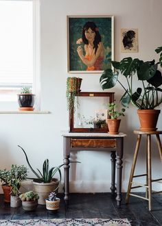 Inspiration for plant lovers from the home of Jeska Hearne