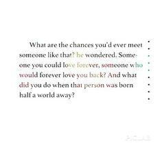 """Love this. From the book """"Eleanor and Park""""  <3"""