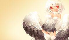 cute anime angel