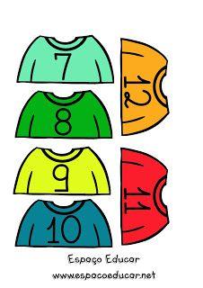 ATIVIDADE LÚDICA - JOGO EDUCATIVO CONTANDO OS FIOS DE CABELO COM PREGADORES DE ROUPA! - FICHAS PARA IMPRIMIR - ESPAÇO EDUCAR Alphabet, Preschool, Clip Art, Teaching, Math, Special Education Activities, Kids Learning Activities, Educational Activities, 2 Times Table