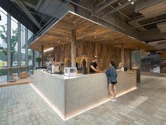 DOE Store in Shanghai,© Eiichi Kano