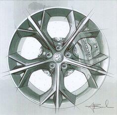 Jaguar Rim Design
