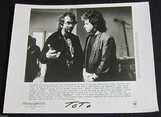 Tommy Chong & Luke 1987
