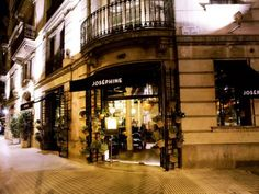 Restaurant Josephine in Barcelona. We ate there two nights out of 10, nuff said! Chic and delicious! If Cole Porter and Keith McNally were to open a bistro, this would be it!