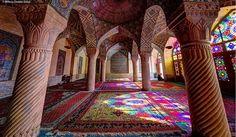 moskeeën in Iran