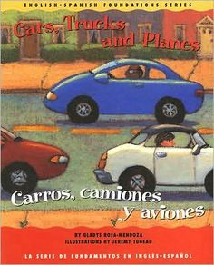 Cars, Trucks and Planes/Carros, Camiones y Aviones