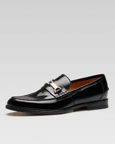 Taras Leather Interlocking G Horsebit Loafer 6d4db92a618