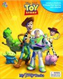 Toy Story - Storybook Playset with 12 Figurines & Playmat - My Busy Books