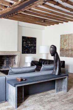Tristan AUER - Appartement Marais, Paris. Crédit photo Fred de Gasquet.