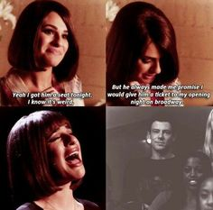 Omg I wish this were true. Finn/Cory were & will always be missed