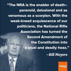 NRA: Not Really American