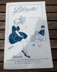 Rare Original Catalogue Bleuette Hiver 1921 1922 | eBay