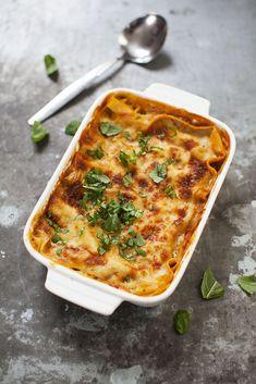 Lasagne med bondböna: http://martha.fi/sv/radgivning/recept/view-93381-5493