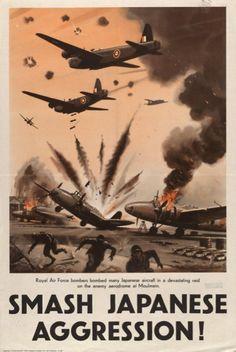 You give us the fire, we'll give 'em hell: World War II propaganda | Apron 6