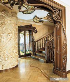 Art Nouveau Architecture 54