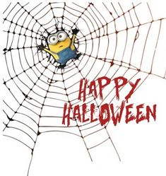 Happy Halloween, Minions, Funny, Illustration, Art, Art Background, The Minions, Kunst, Funny Parenting