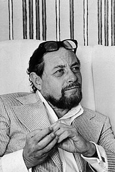 tennessee williams photographed by william e. sauro for the new york times