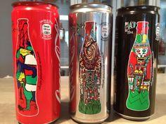 Twitter / fazenda_nova: Loving the new Portuguese coke cans, Portugal