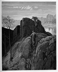 Gustave Doré's Dramatic Illustrations of Dante's Divine Comedy