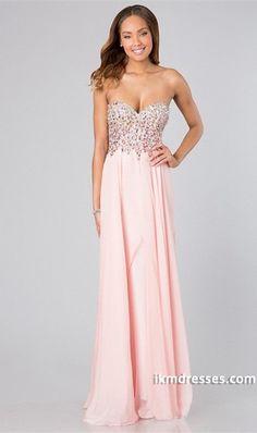 http://www.ikmdresses.com/2014-Sweetheart-Full-Beaded-Bodice-With-Detachable-Spaghetti-Straps-Prom-Dress-Sweep-Train-Chiffon-p83035