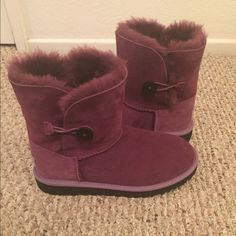 BRAND NEW UGG Bailey Button 100% authentic, new never worn UGG Bailey Button boots