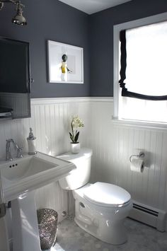 Seattle Vintage Bathroom Grey Wallsthis Is The Look I'm Going Best Bathroom Remodel Seattle Decorating Design