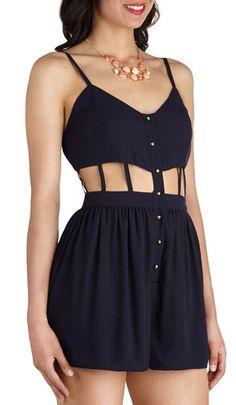 Simply black dress ♡