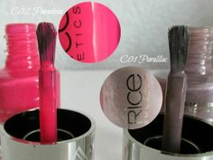 Celtica LE by CATRICE - Ultimate Nail Laquer brushes