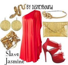 Slave Jasmine - Polyvore