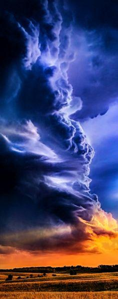 Massive storm clouds                                                                                                                                                                                 More