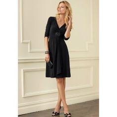 Little Black Dress for Pear Shaped Figures