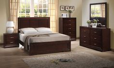 Homelegance Hendrick Bedroom Set
