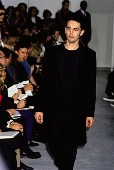 Helmut Lang Fall 1994 Ready-to-Wear Fashion Show