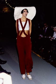 Jean Paul Gaultier Spring 1995 Ready-to-Wear Fashion Show - Anna Pawlowski