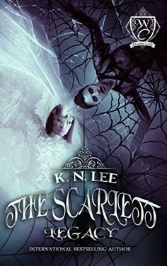 Wizards. Shifters. Sexy mobsters with magic. The Scarlett Legacy (Woodland Creek) by K.N. Lee http://amzn.to/1SdSoTa