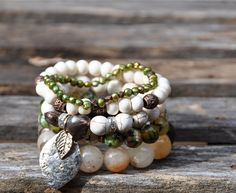 New FALL Styles by BeadRustic