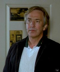 "Alan Rickman, ""Blow Dry"", 2001>>> Actually, this one is from ""Dark Harbour"" , 1998"