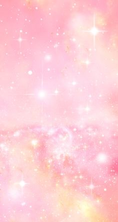 Pink space galaxy iPhone wallpaper